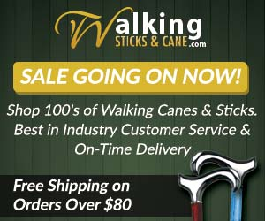 Walking Canes for Sale